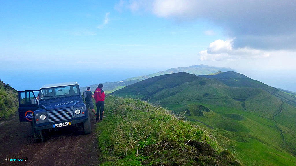 Jeep Tour in Sao Jorge Island - Azores