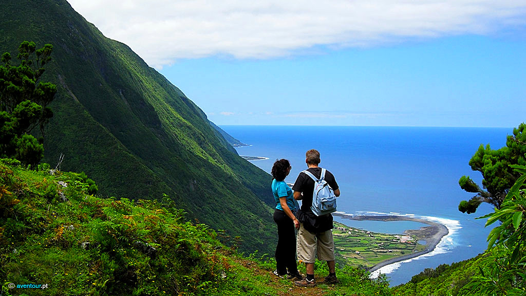 Walking Trails in Sao Jorge Island - Azores