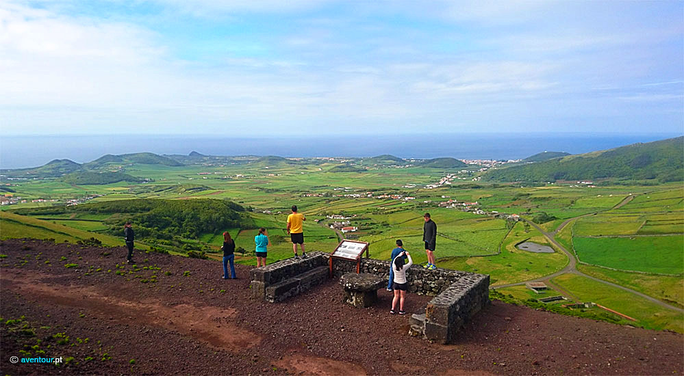 Walking Trails in Graciosa Island - Azores