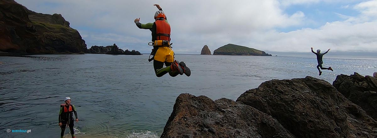 Adventure Activities in Sao Jorge Island in Azores