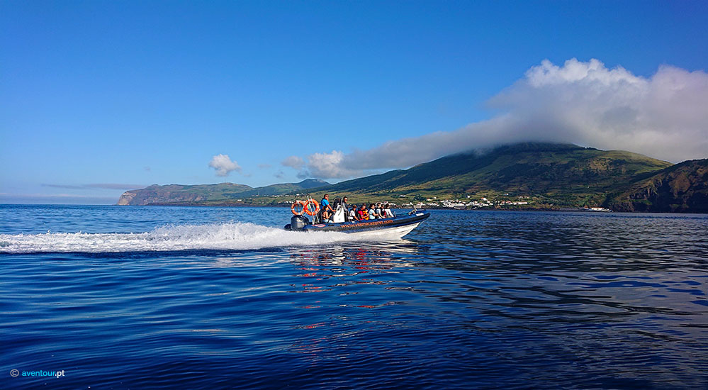 Boat Tours between São Jorge and Graciosa Island - Azores