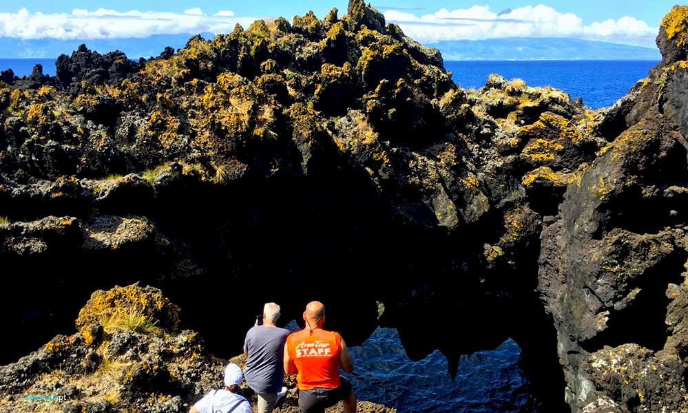 Guiding tours in São Jorge Island in Azores